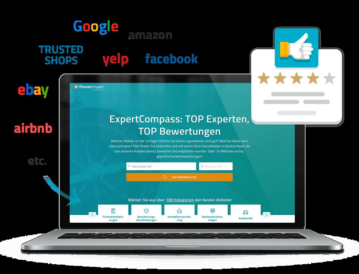 ProvenExpert – Steigern Sie Ihren Umsatz mit Kundenbewertungen!